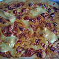 Pate à pizza liquide