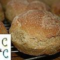 Petits pains à la farine de quinoa