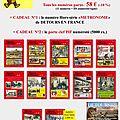 Promotion speciale salon de la bande dessinee 2012 !