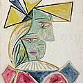 Sotheby's to offer a bold portrait combining two of Picasso's greatest muses: Marie-Thérèse Walter & Dora Maar