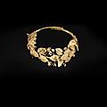 Couronne hellénistique en or,