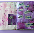 Art journal - page 1