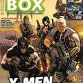 French <b>comics</b> <b>box</b>