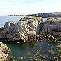 mercredi 27/06/18 de Quiberon à la Trinité sur mer