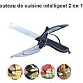 Qui veut gagner un couteau-planche de cuisine et pro avec nicole passions?