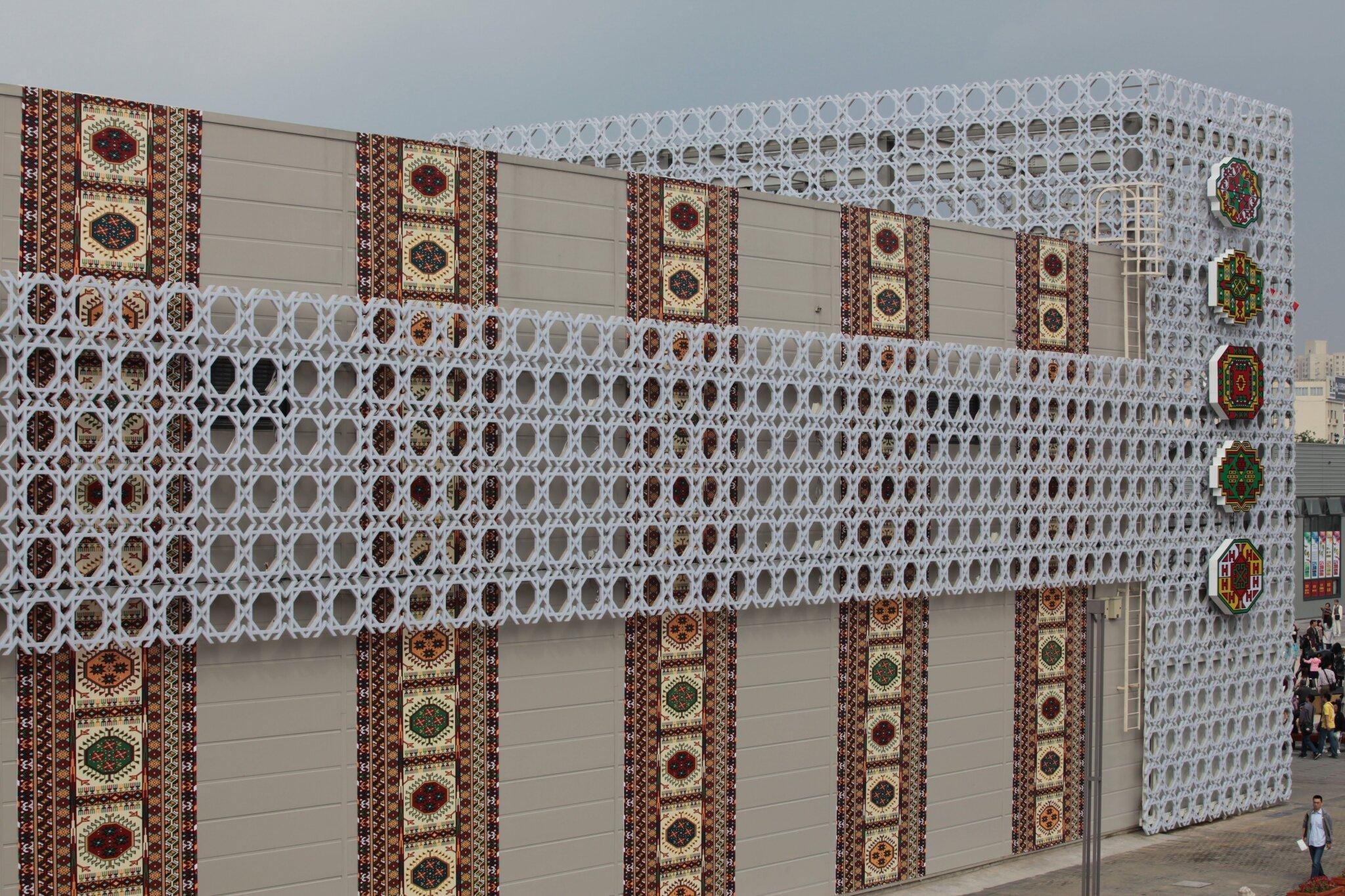 Pavillon du Turkmenistan