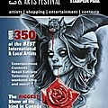 festival tattoo & arts calgary 14 - 16 octobre 2016