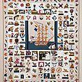 10-Quilts de Légende_-USS CONSTITUTION-_Jocelyne PICOT-2