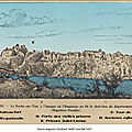 Origine du Bourg-sous-la-Roche-sur-<b>Yon</b>