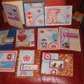 mes cartes pour 2009