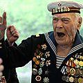 Célébration du 8 mai, grande classe des Russes... inélégance des occidentaux