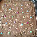 brownie smarties
