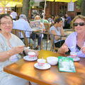 Mamie et moi à Kalinca sur le Bosphore