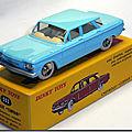 <b>Chevrolet</b> <b>Corvair</b> (version bleue) ...