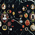 Christie's to offer miniature engraved gems formerly in the G. Sangiorgi <b>Collection</b>