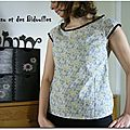 Petite blouse lisette