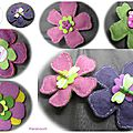 2010 bROCHES flowers