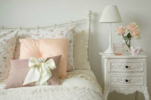 Awesome Chambre Romantique Rose Images - Design Trends 2017 ...