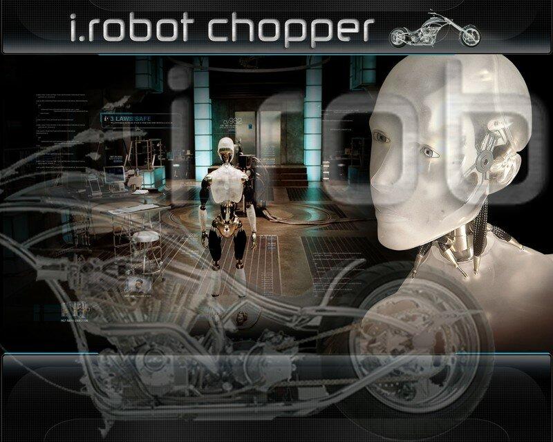 i.robot chopper