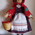 poupée Chaperon rouge Dianna Effner