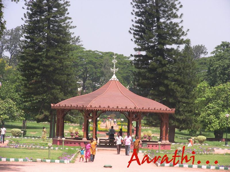 Band Stand, Lalbagh Garden, Bangalore