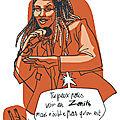 Doums x népal | la maroquinerie