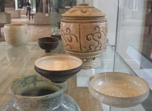 Céramiques vietnamiennes, British Museum, Londres