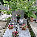 151 - Tombe de la famille Sciandra-<b>Ricord</b>