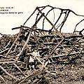 Explosion FOURMIES-La Gare1