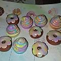 Donuts vs cupcakes