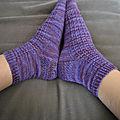 Padmé socks (test)