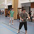 Badminton le 12/10/11