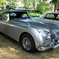 Jaguar XK 150 S OTS convertible de 1958 (34ème Internationales Oldtimer meeting de Baden-Baden) 01