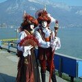 Carnaval Vénitien d'Annecy le 17