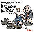 macron humour medef travail