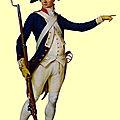 Le 1er octobre 1790 à Mamers : examen des comptes de la <b>municipalité</b> reporté à une semaine et garde nationale.