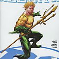 DC Rebirth : <b>Aquaman</b>