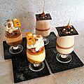 Desserts individuels