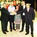 Retour sur le 15ème anniversaire de jumelage entre les villes d'anor et d'aken (d) les 2, 3 et 4 mai 2008