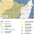 tempete hellen Cyclone-Hellen-trajectoire-dimanche-30-mars-16-heures