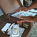 Valise mystique multiplicateur de l'argent