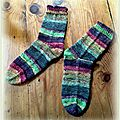 Socksaholic !!! ... une nouvelle addiction