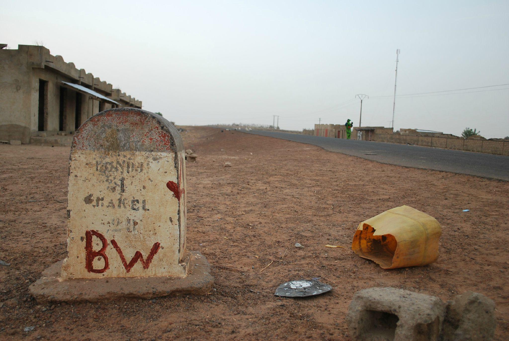 La Route de Bakel
