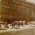 barricade 1870 ou 71