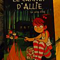 LE CARNET D'<b>ALLIE</b> 8 - LE CAMP D'ÉTÉ