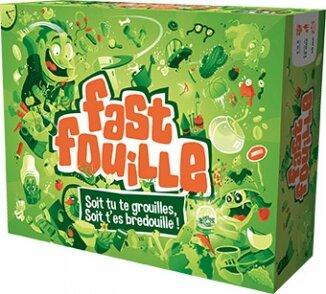 Boutique jeux de société - Pontivy - morbihan - ludis factory - Fast fouille