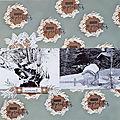 Une page hivernale pour Variations Créatives
