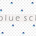 the blue school