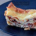 Gratins, lasagnes & co: lasagnes à la provençale