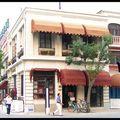 Immeuble a l'angle de Harbin dao et jiefang beilu coté berges